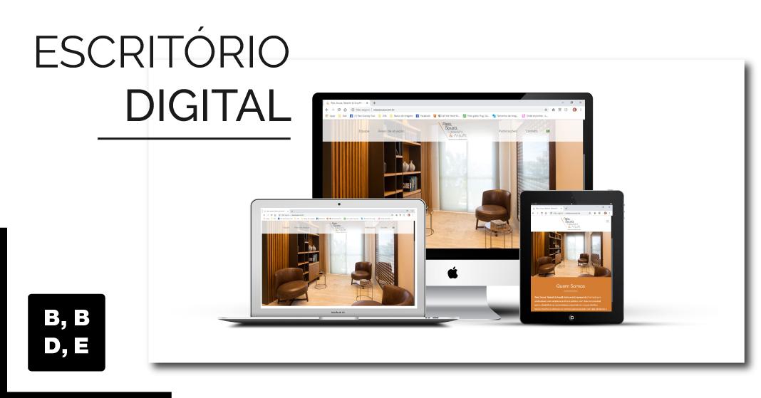 Escritório Digital - Reis, Souza, Takeishi & Arsuffi - BBDE Comunicação